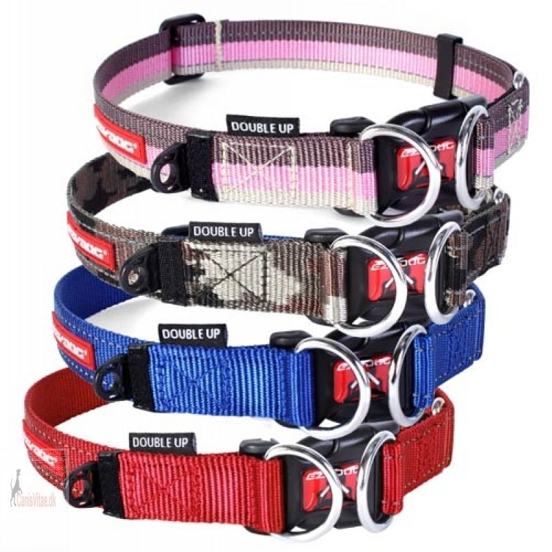 Ezydog double up collar - Large