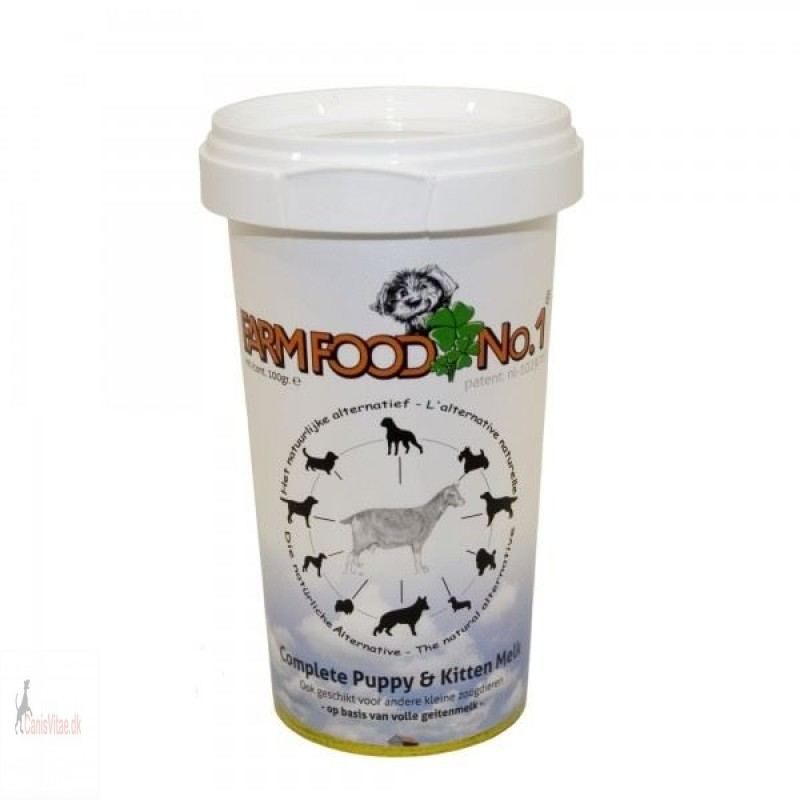 Farmfood no 1, mælkeerstatning