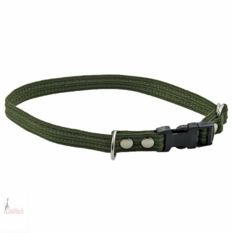 Fenriz halsbånd, grøn - Fra