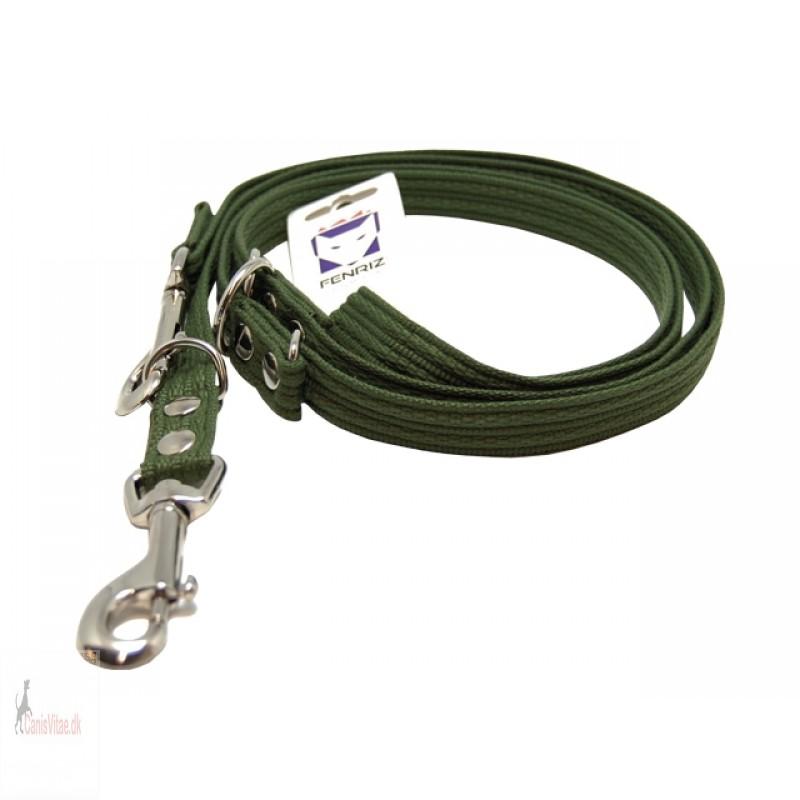 Fenriz dressurline, 2,2m/20mm, Grøn