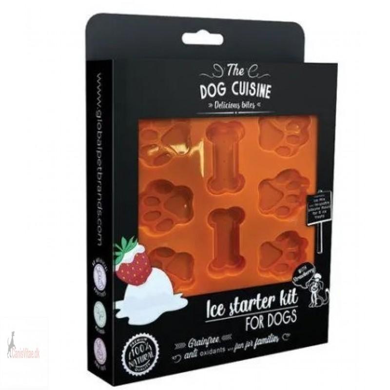Starter kit hunde Is - med form