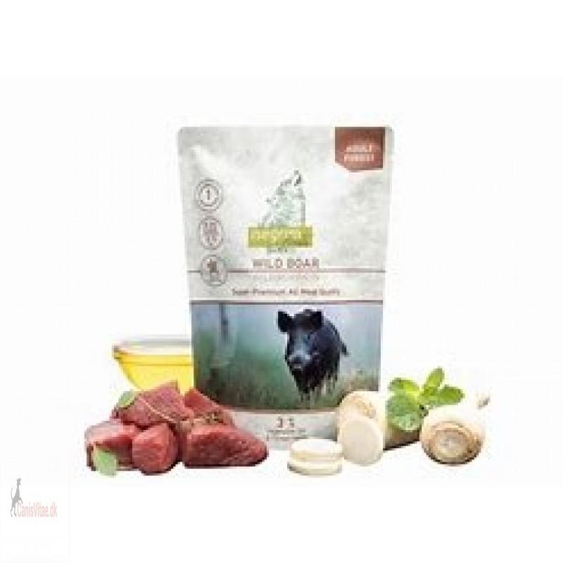 Isegrim vildsvin, mono-protein- 410 gram