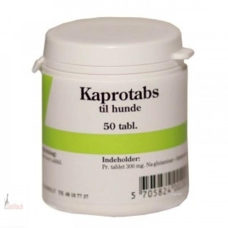 Kaprotabs, 50 stk