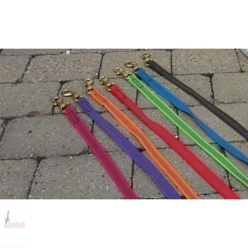 Anti-slip line, webbing, gummibelagt - 100 cm