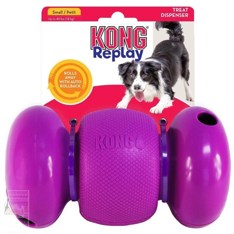 Kong Replay, S