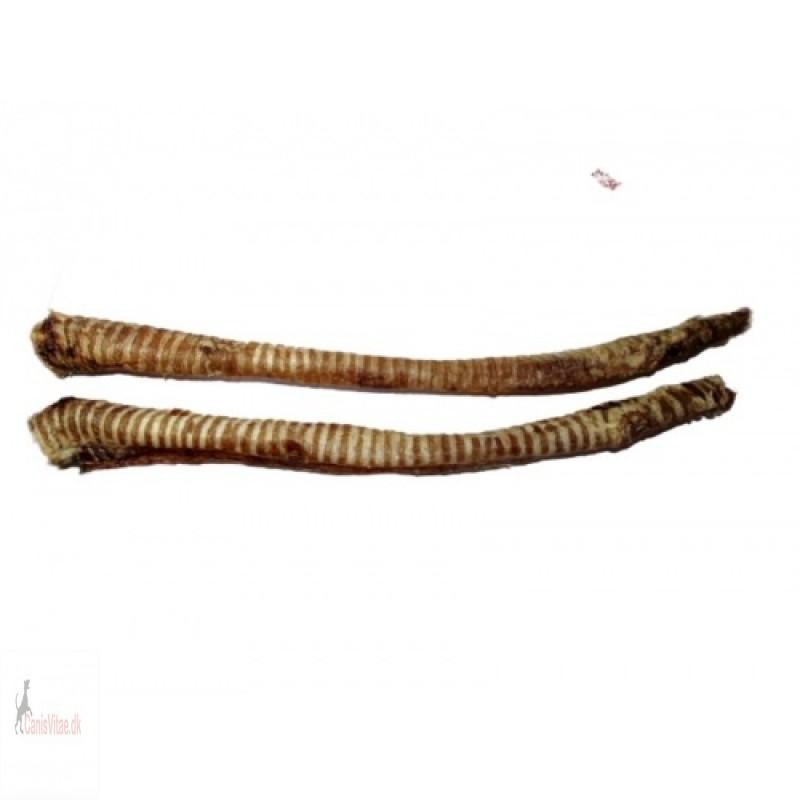 Okse luftrør, 2 stk a´ca. 30 cm