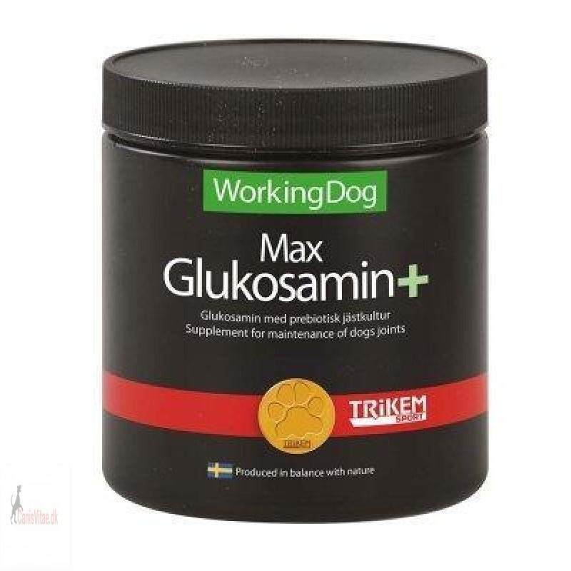 Working Dog Max Glukosamin Plus , 450 gram