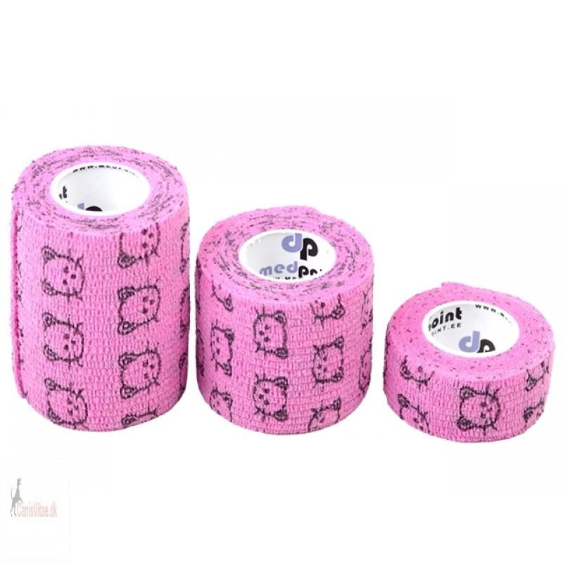 Mp bandage, pink - fra