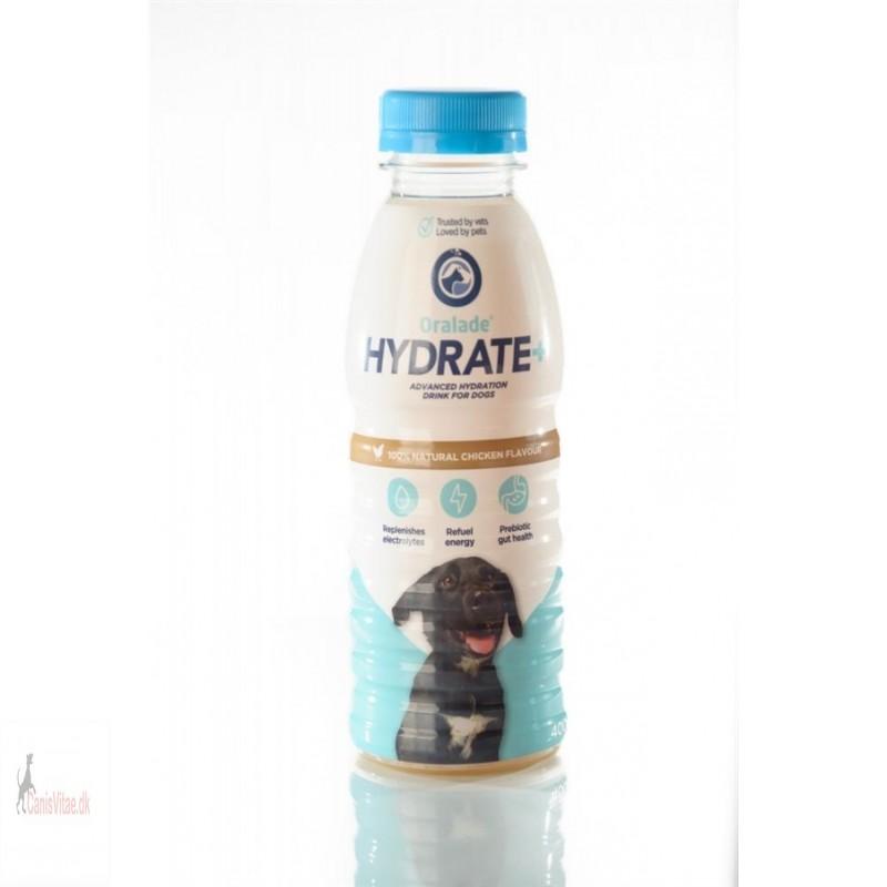 Oralade Hydrate+, 400ml