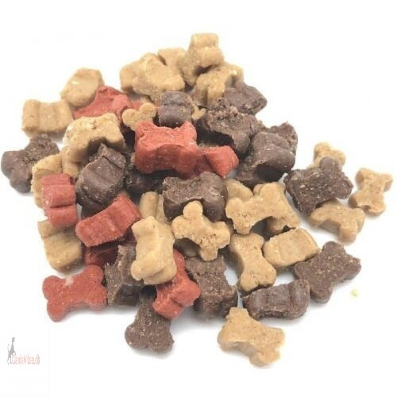 Pet rewards kornfri mix snacks, 500gram