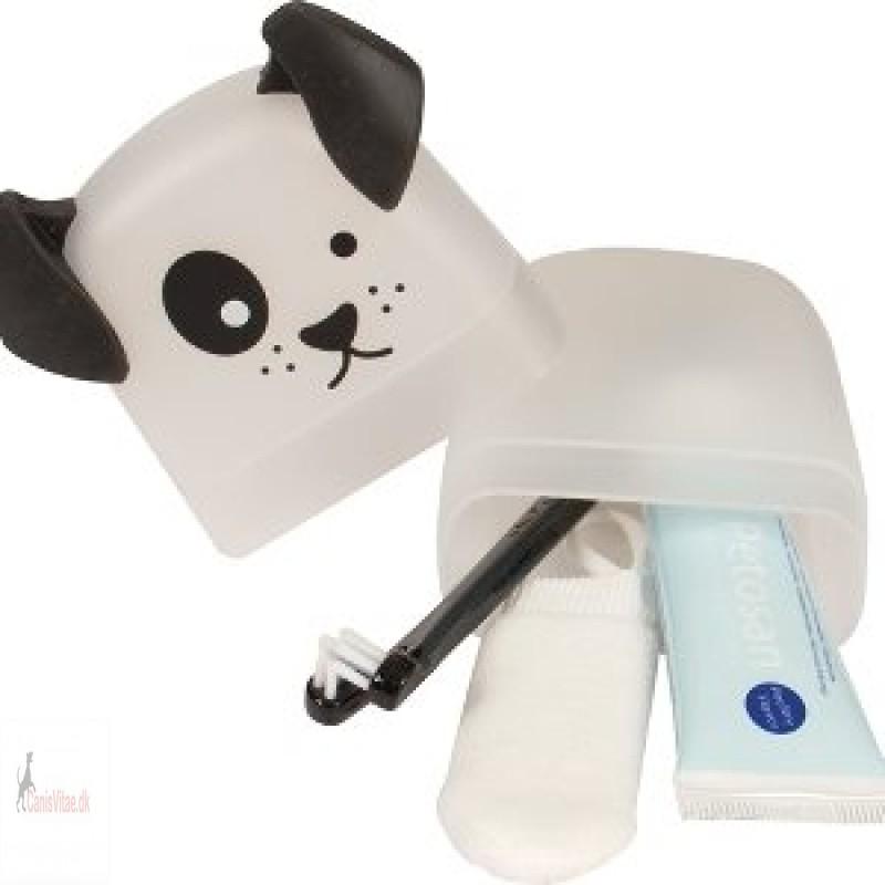 Petosan Dental Kit - hvalp & lille hund