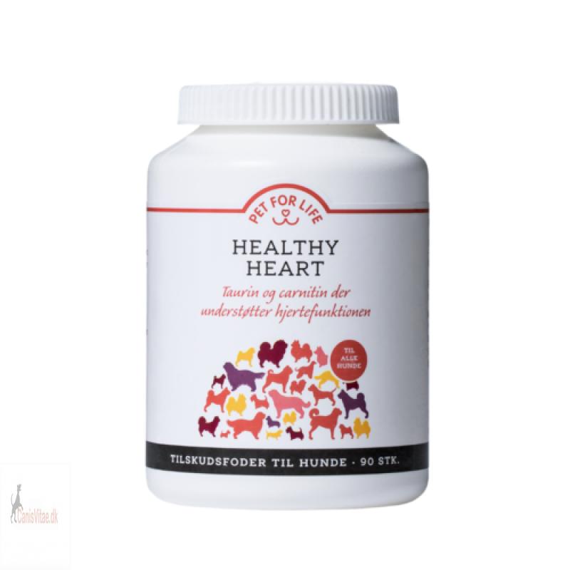 Pet for life, healthy heart, 90 kapsler