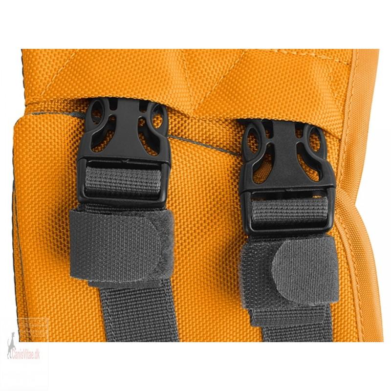 Ruffwear redningsvest Float Coat,orange-01