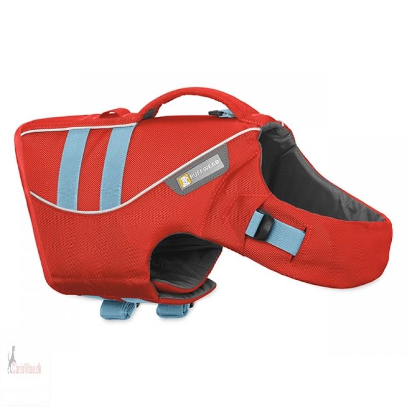 Ruffwear redningsvest Float Coat, rød