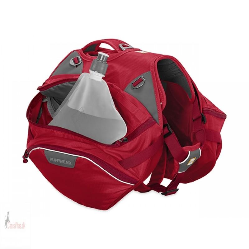 Ruffwear Palisades rygsæk - Rød