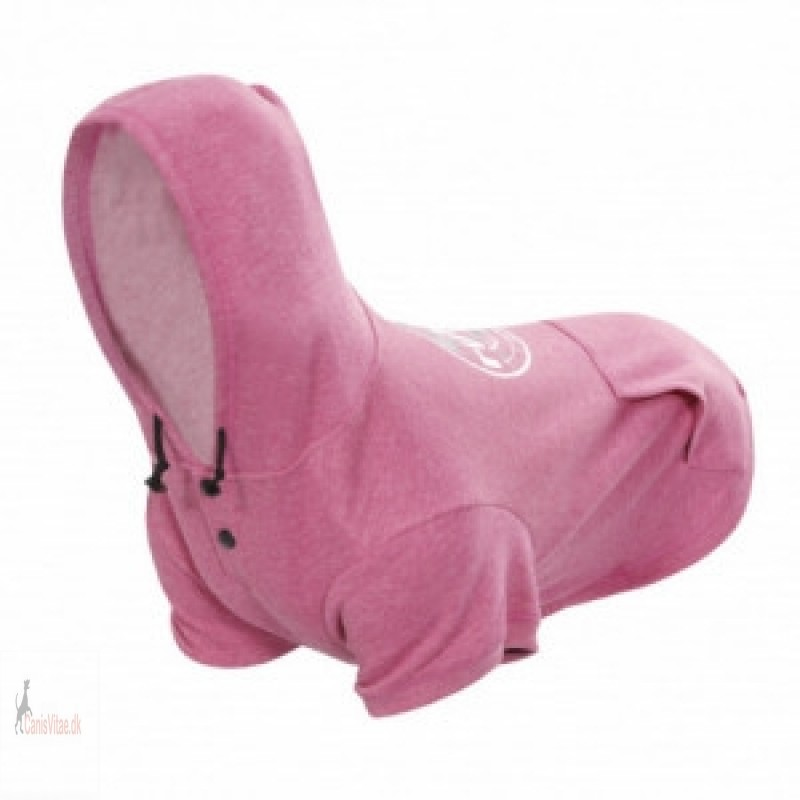 Rukka Hooded College, pink - vælg størrelse, fra