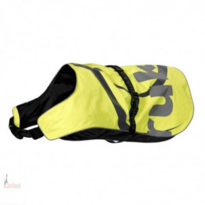 Rukka Trafikvest med refleks - neon gul, vælg str