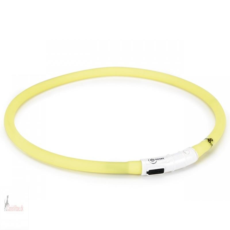 Safety Gear lyshalsbånd, gul-01
