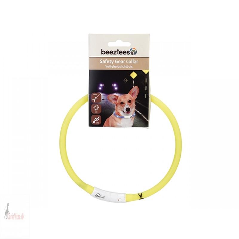 Safety Gear lyshalsbånd, gul