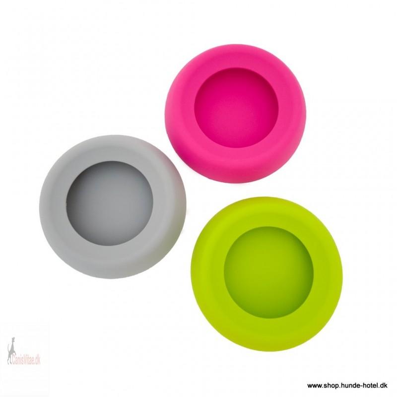 Silikone skvulpefri skål, 470ml, vælg farve