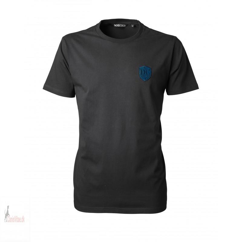 DogCoach T-shirt; herrer