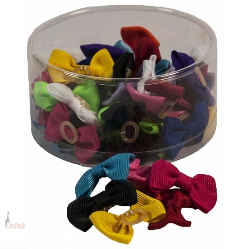 Topsløjfe med elastik vælg antal-01