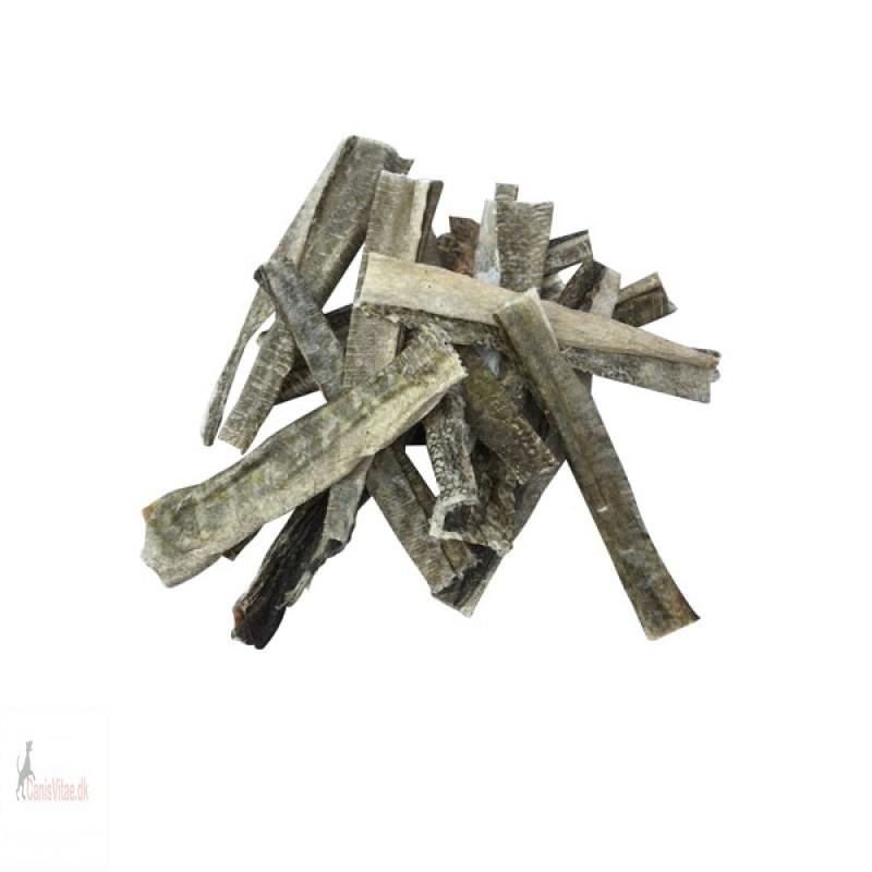 Torskeskind i stænger ca 17 cm, 400 gram