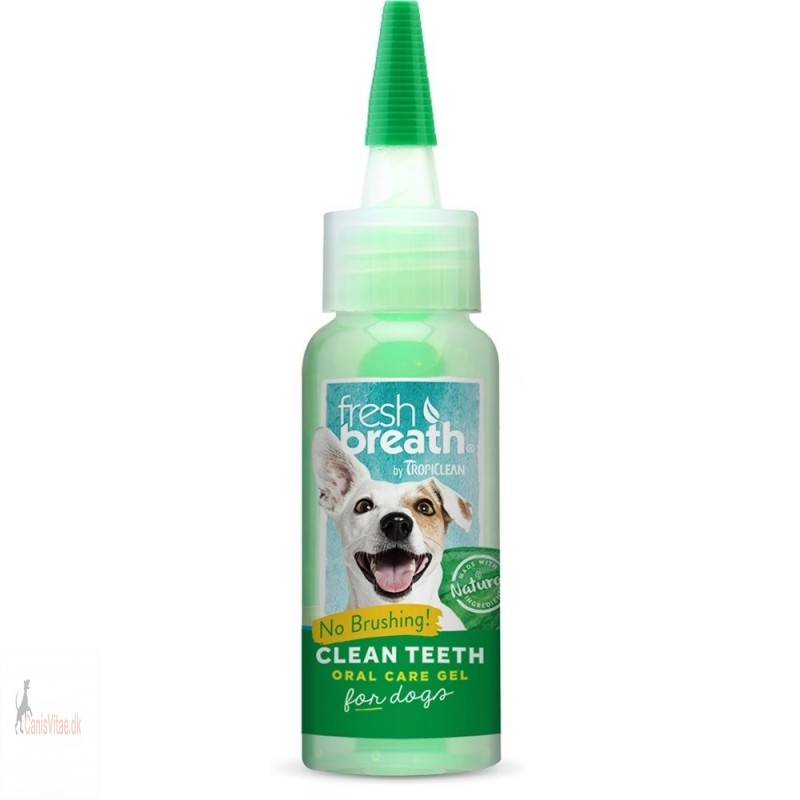 Tropiclean Oral Care Gel, 59 ml