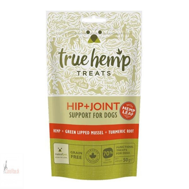 True Hemp Hip & Joint, 50 gram