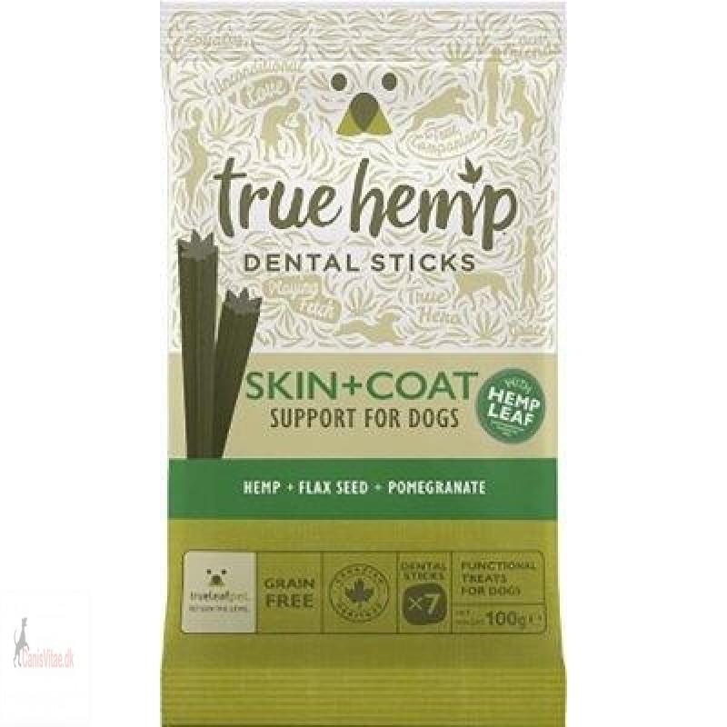 True Hemp skin & coat, dental stick