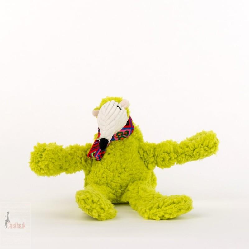 HuggleHounds Wild Things Ant eater Knotties vælg str fra-02