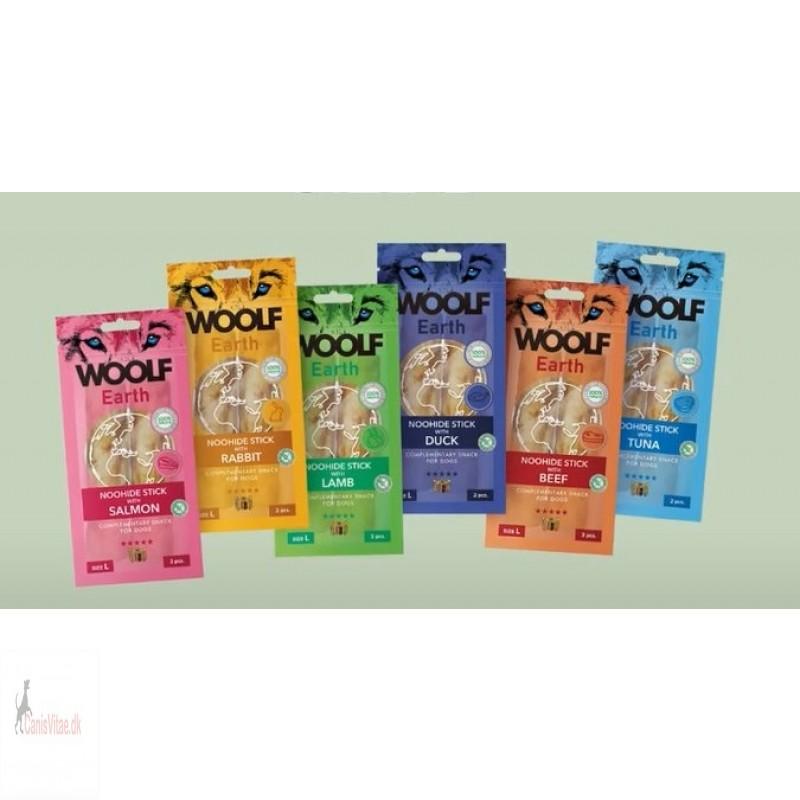 Woolf NooHide sticks