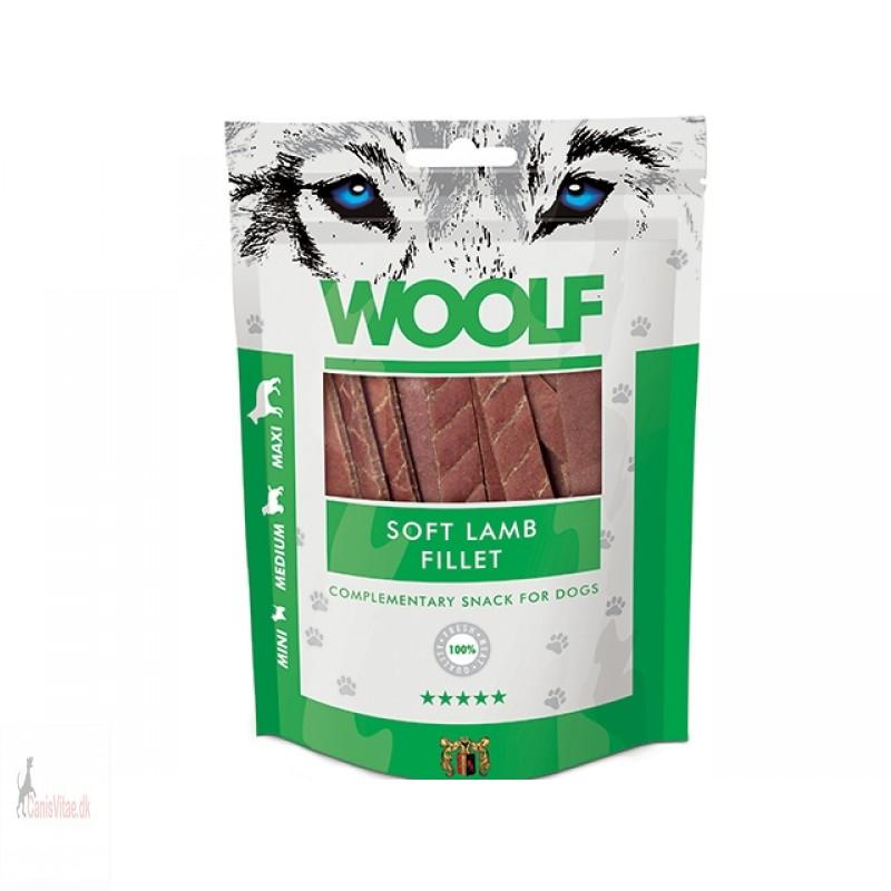 Woolf - SOFT LAMB FILLET, 100 GRAM