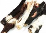 Oksehovedhud med pels, 250 gram-20