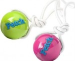 Planet Dog Orbee-tuff Fetch Ball with rope-20