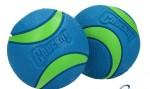 Chuck It Ultra ball, blå/grøn medium (2stk)-20