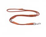 Collar læder dressurline, brun vælg variant-20