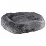 Fluffy hundepude, design krems, grå, 90 cm-20
