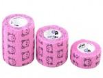 Mp bandage, pink fra-20