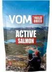 VOM frysetørret Active fuldfoder med laks, 400 gram-20