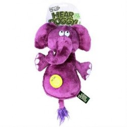 HEAR DOGGY w. chewguard elefant 30cm-20