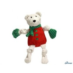 Hugglehound Polar Bear knottie, Small-20