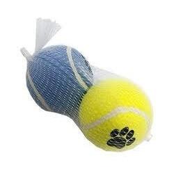 Tennisbold, 8 cm 2-pack-20