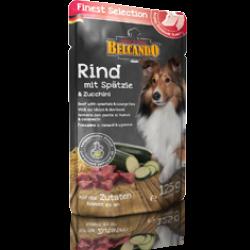 Belcando oksekød med ris, nudler and zucchinir, 300 gram-20