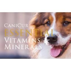 Canicur Essential Vitaminer and Mineraler vælg mængde fra-20