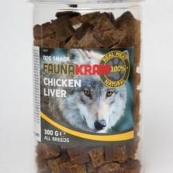 100% Kyllingelever, 300 gram-20