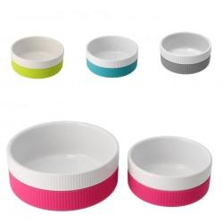 Keramik skål med silikone 700 mi, vælg farve-20