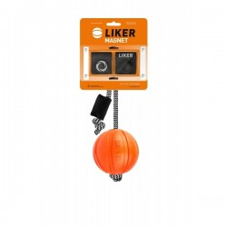 Liker bold m. snor and magnet, 9 cm-20