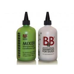 BandB mixingflasker, hvid el. grøn-20