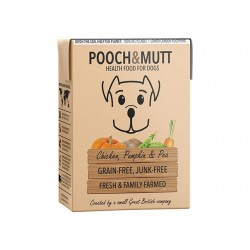 Pooch and Mutt, Chicken, Pumpkin and Pea Pate 375 gram-20